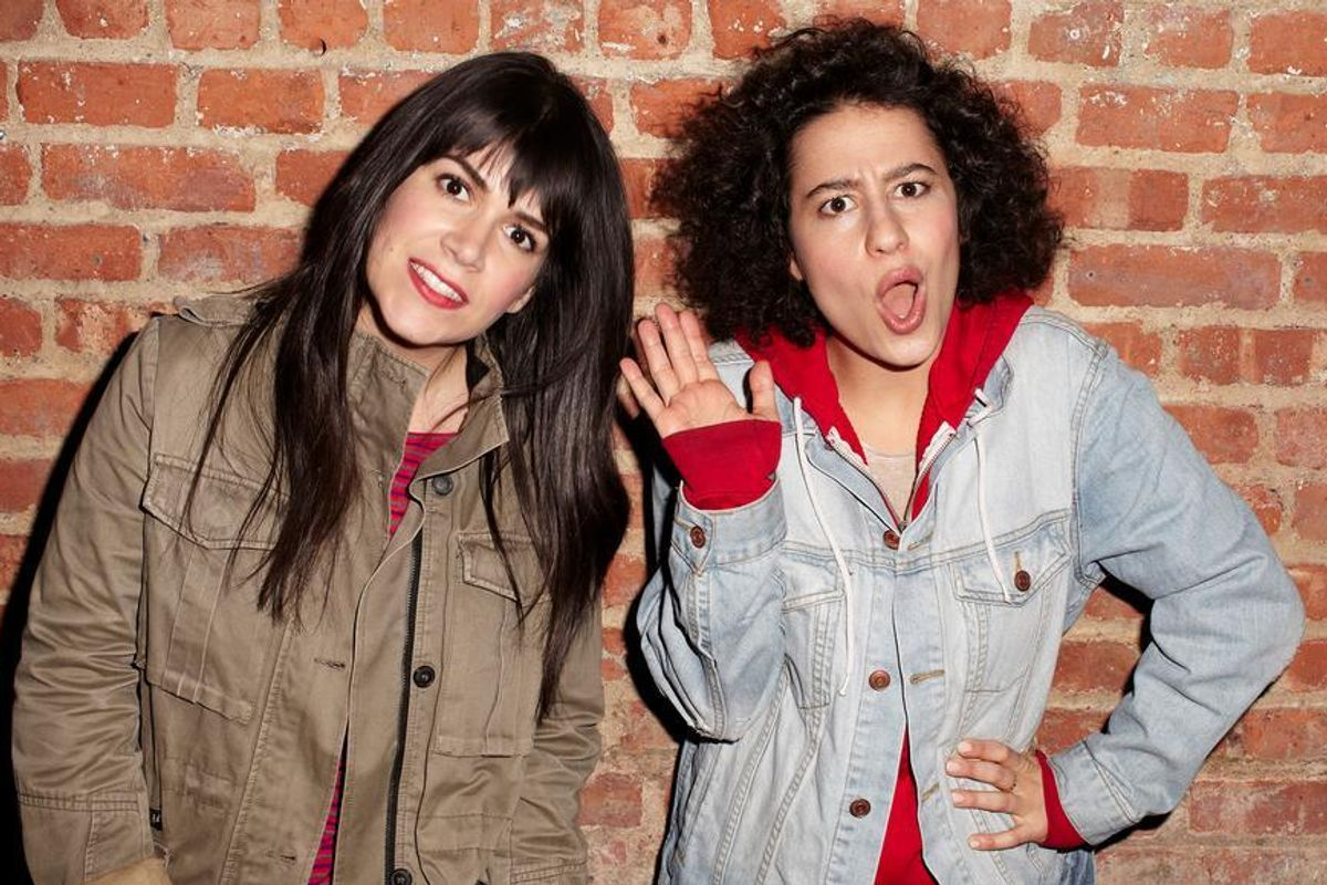 "Behold: ""Broad City"" Nesting Dolls"