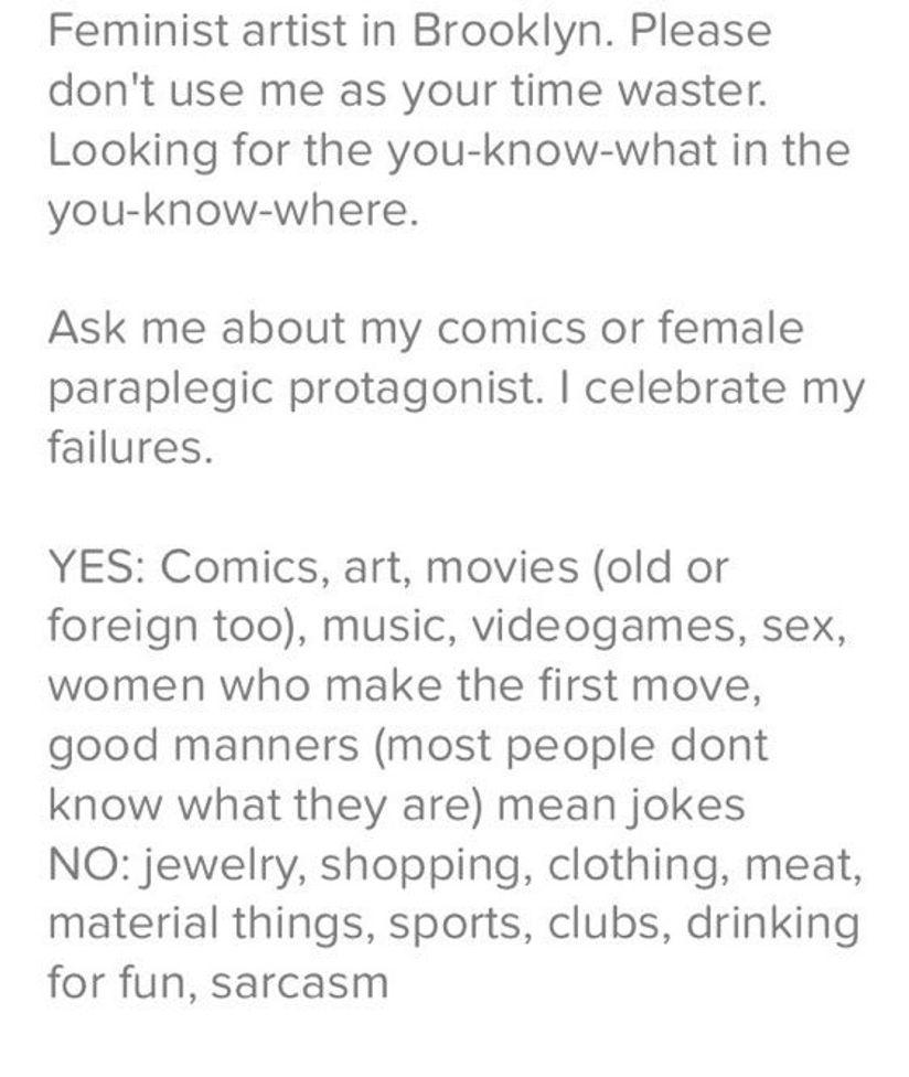 dating feminist tumblr
