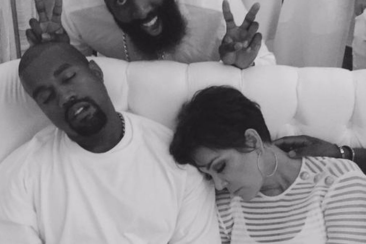 Kanye Doesn't Have Time For Collaborators Who Sleep