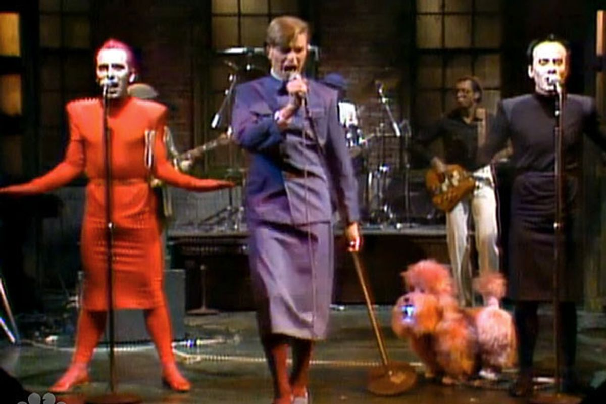 """His Mind Was So Open:"" Joey Arias On Performing With David Bowie and Klaus Nomi On SNL"