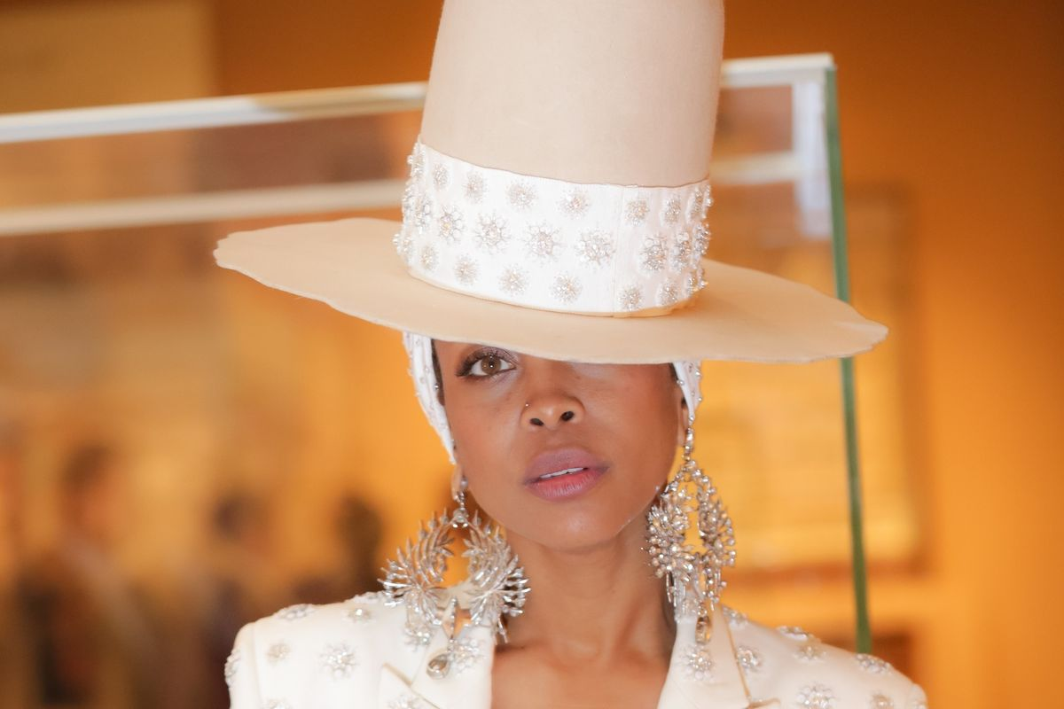 "Erykah Badu Did Her Own Version of Kanye's ""Real Friends"""