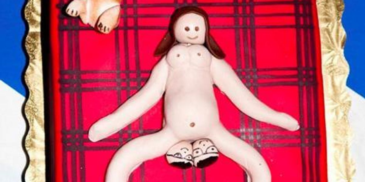 Terry Richardson and His Girlfriend's Baby Shower Was Everything You'd Expect
