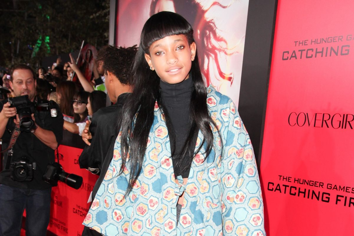 "Willow Smith Goes Bedroom Indie With Her New Track ""TnGwee#3"""