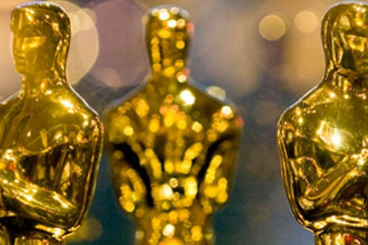 The Oscar Nominations This Year Are Blindingly White