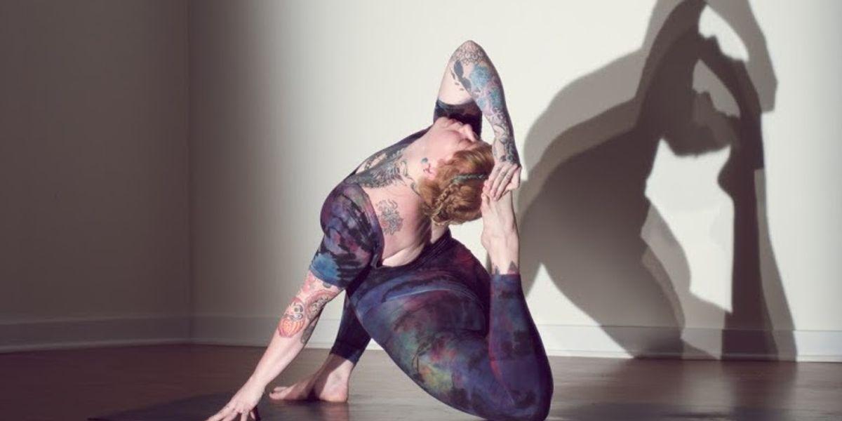 Meet the Woman Debunking Yoga's Biggest Myths