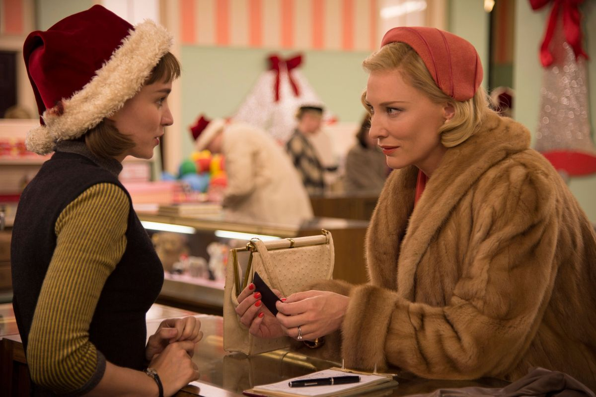 'Carol's' Best Picture Snub: Pop Culture Is Not Ready For LGBT Contentment