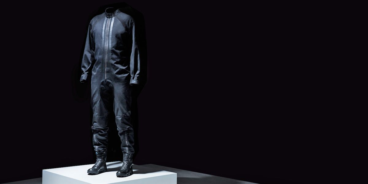 Y-3 Is Now Designing Spacesuits For The Virgin Galactic Crew