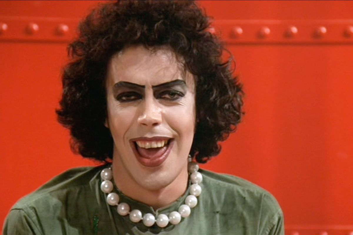 ALERT: Tim Curry Will Appear On FOX's Live 'Rocky Horror Picture Show'
