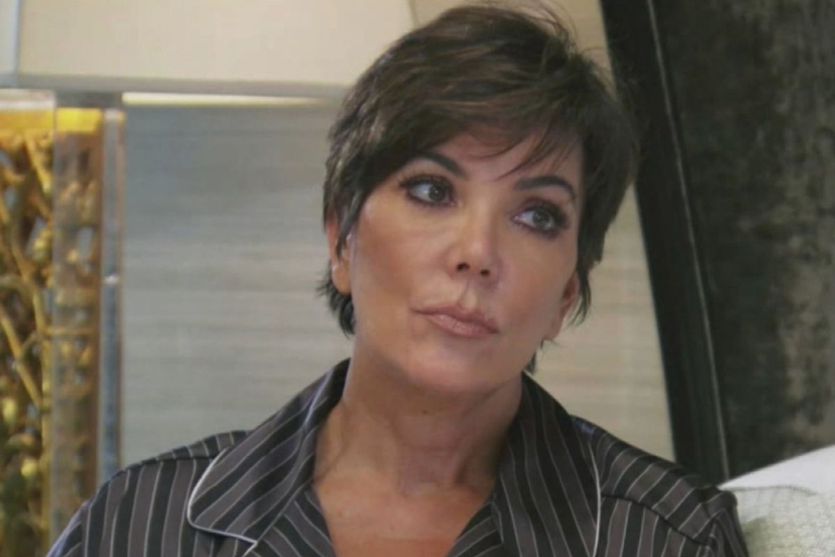 We Made Kris Jenner Uncomfortable With Our Kim Kardashian Photos