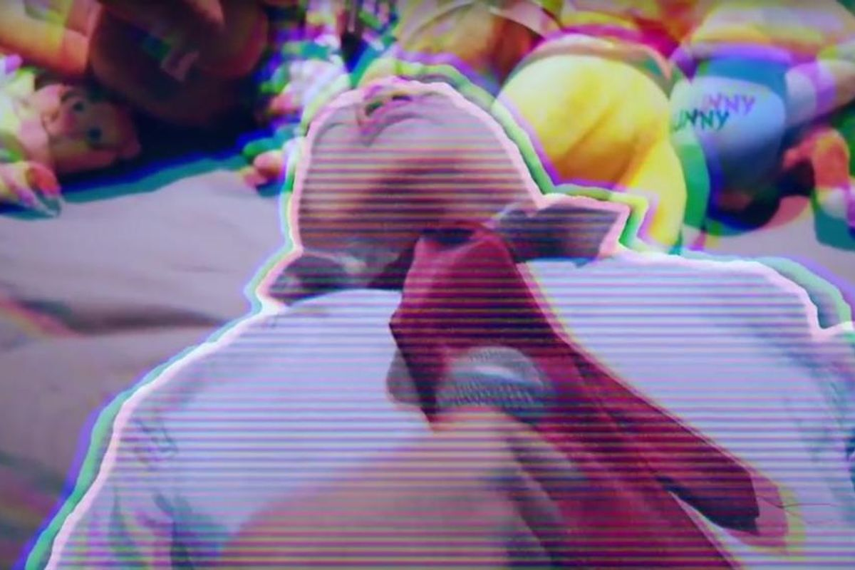ICYMI: Watch Grimes Collaborator ARISTOPHANES' Trippy Music Video For 'As You Want'