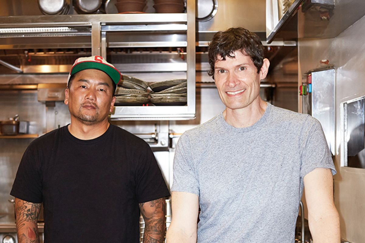 Questlove Talks to the Chefs Behind the Revolutionary Fast-food Concept Loco'l