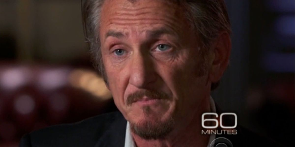 Start Your Week Off With The Worst Quote In the History of Everything, By Sean Penn