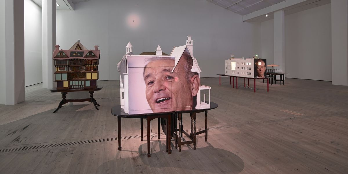 Chatting With the Curator Behind a New Art Exhibit Inspired by Bill Murray
