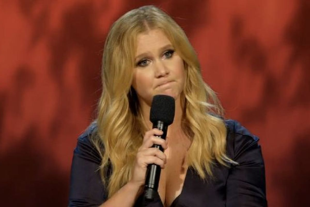 Amy Schumer Just Destroyed A Sexist Tweet By Teen Movie Critic Lights Camera Jackson
