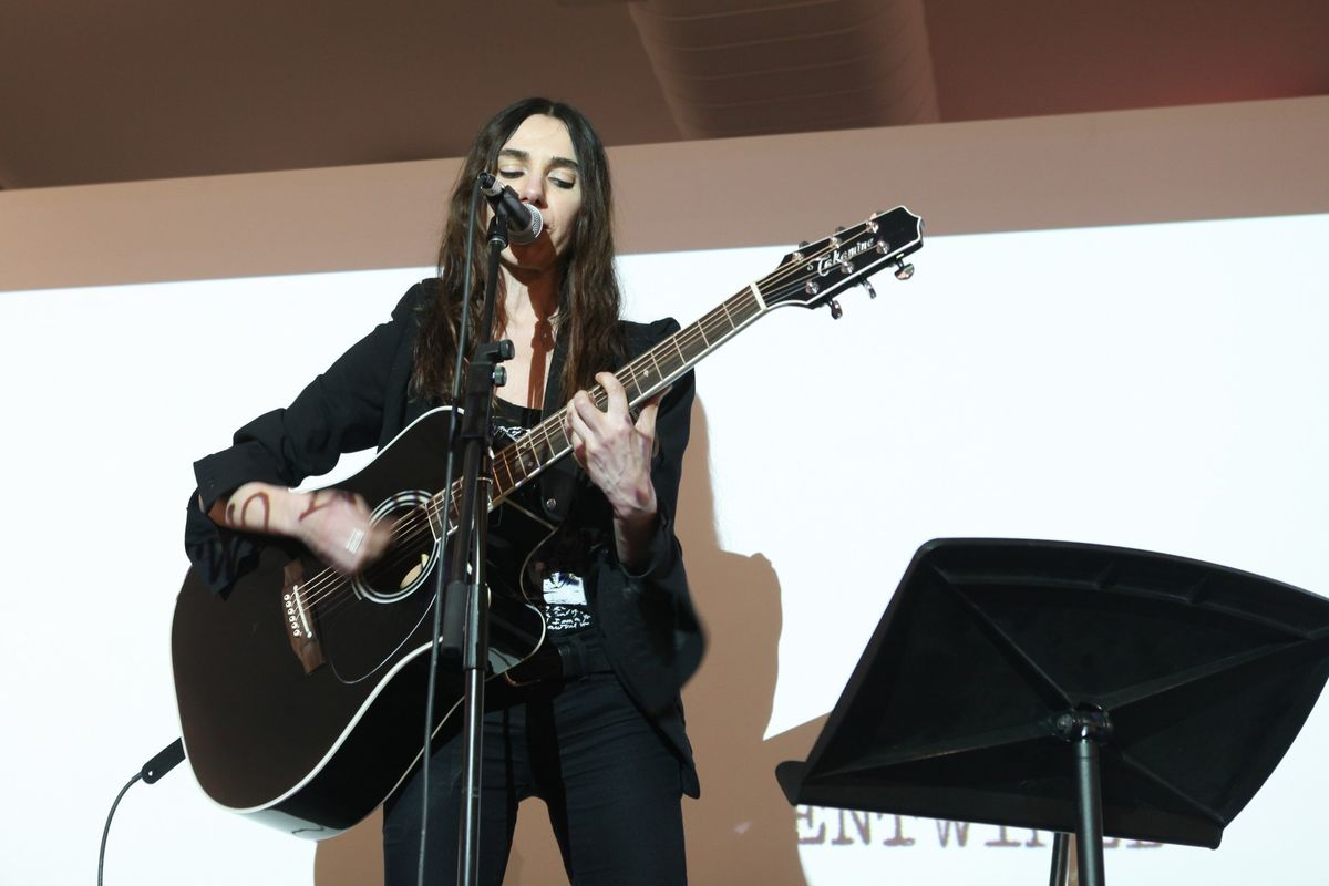 Listen To A Snippet Of PJ Harvey's Forthcoming Single