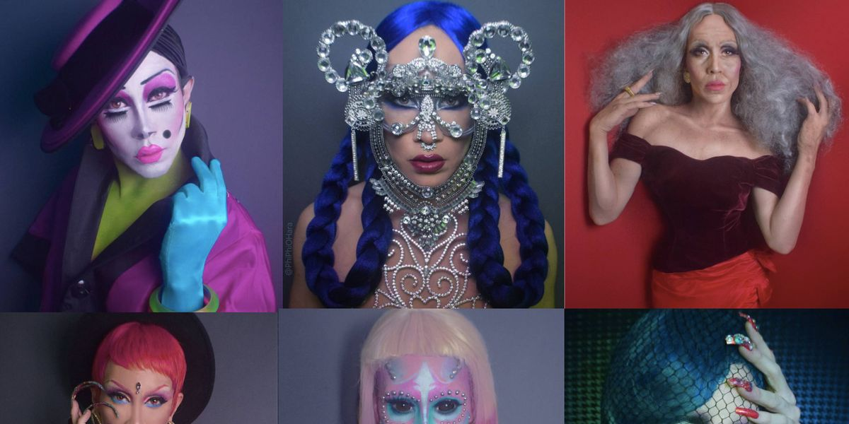 Phi Phi O'Hara Will Serve 365 Different Drag Looks In 2016