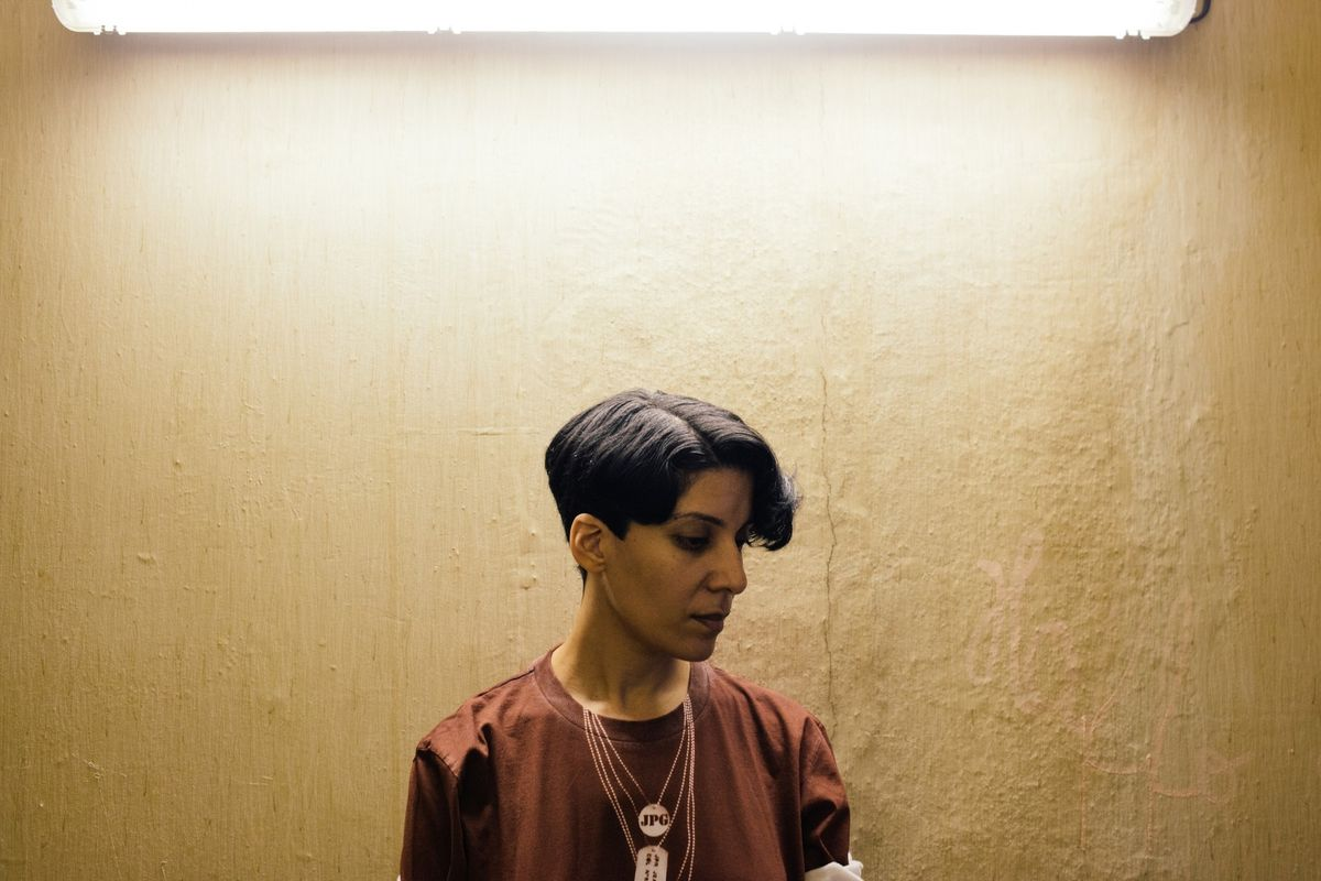 "Listen To ""Battery"", The Chilling First Single From Fatima Al Qadiri's Forthcoming Album"