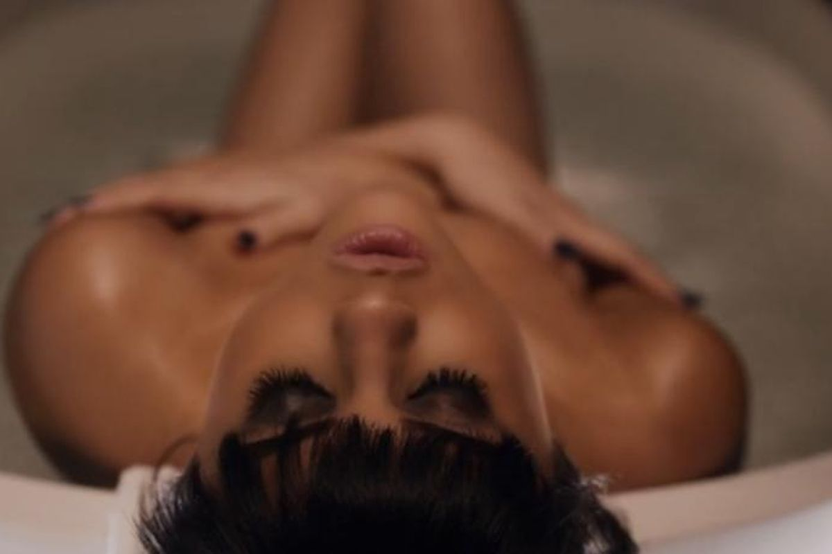 Watch Selena Gomez's Sexy (and Terrifying) New Video For 'Hands to Myself'