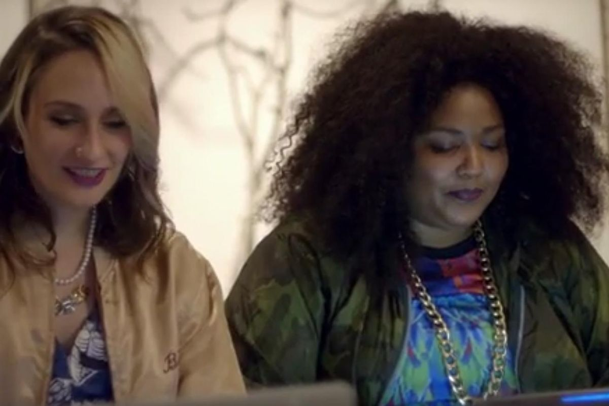 Watch Speedy Ortiz's Sadie Dupuis and Rapper Lizzo Create A Song Entirely Over The Internet