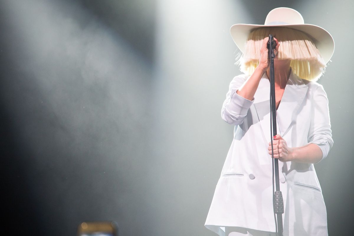 "Listen To Sia's Empowering New Track ""Unstoppable"""