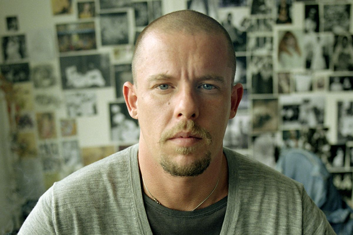 British Director Andrew Haigh Making Alexander McQueen Biopic