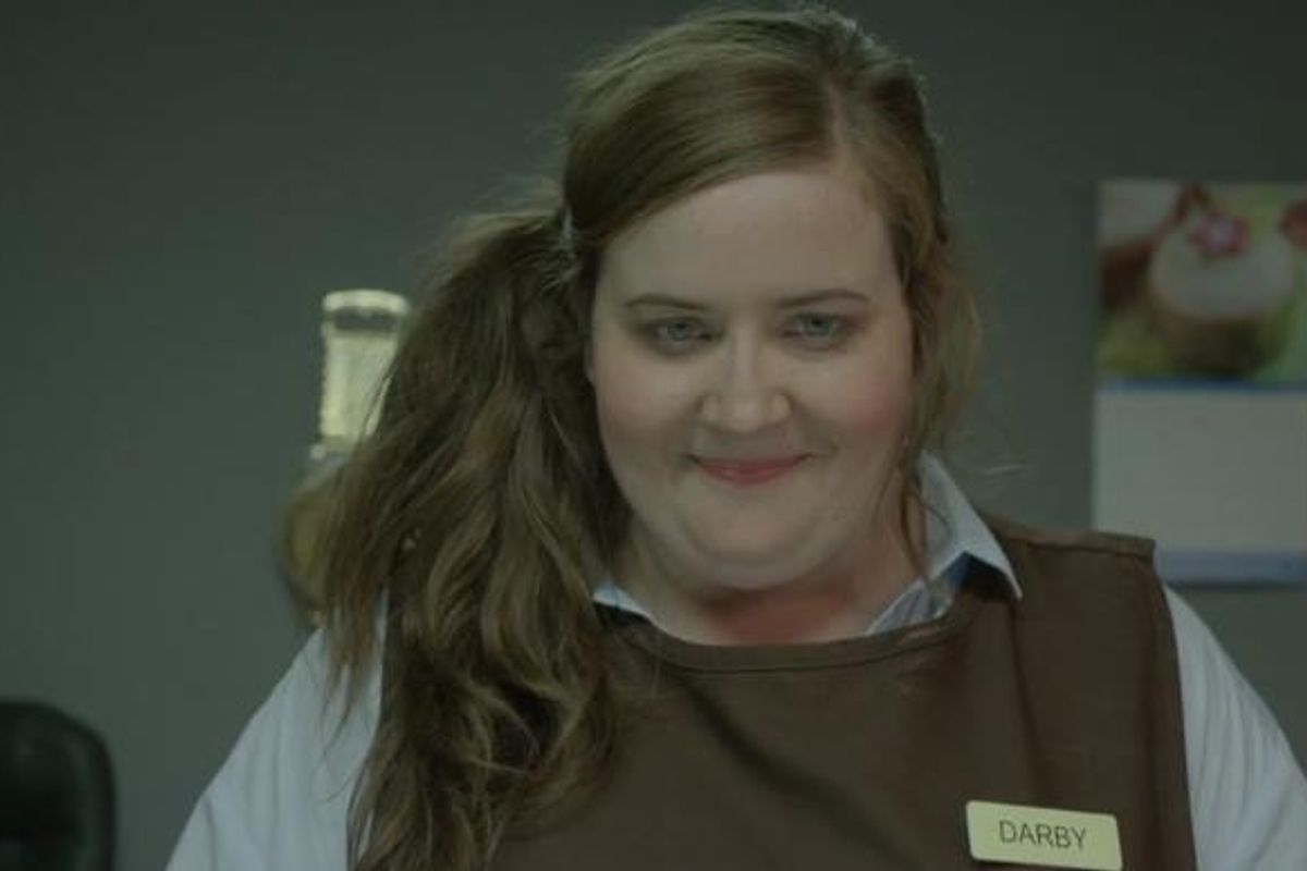 """Watch The Amazing Trailer For 'Darby Forever""""--A New Webseries By SNL's Aidy Bryant"""