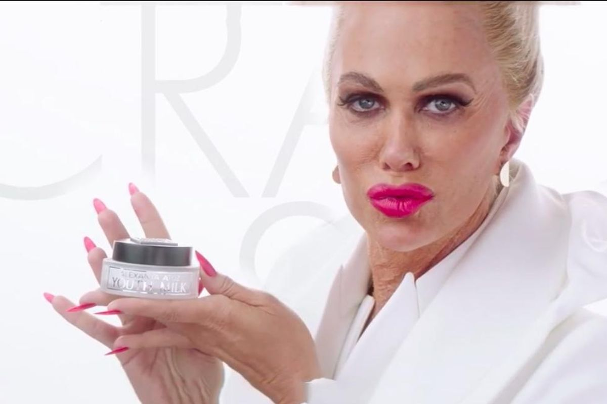 Kristin Wiig Stars In A Youth Milk Commercial For Zoolander 2