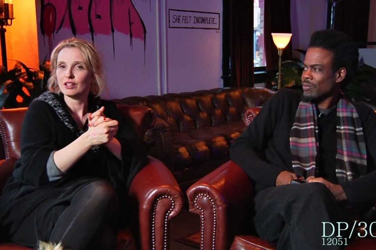 Now Julie Delpy Has An Opinion On The Oscars Whitewashing