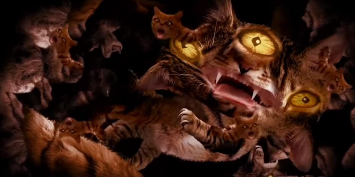 """Watch """"Meowpurrdy"""", Run The Jewels' New Hellcat-Filled Meow The Jewels Video"""