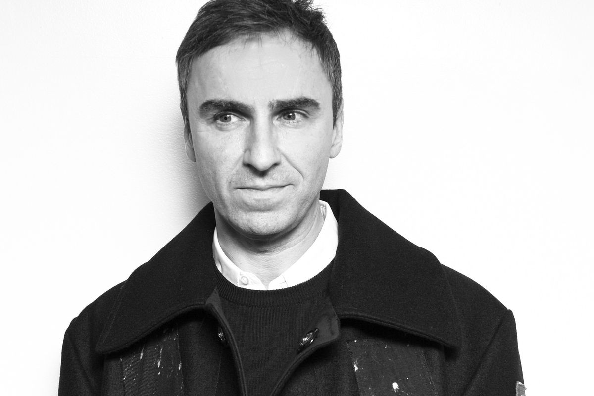 Will Raf Simons Take The Helm At Calvin Klein?