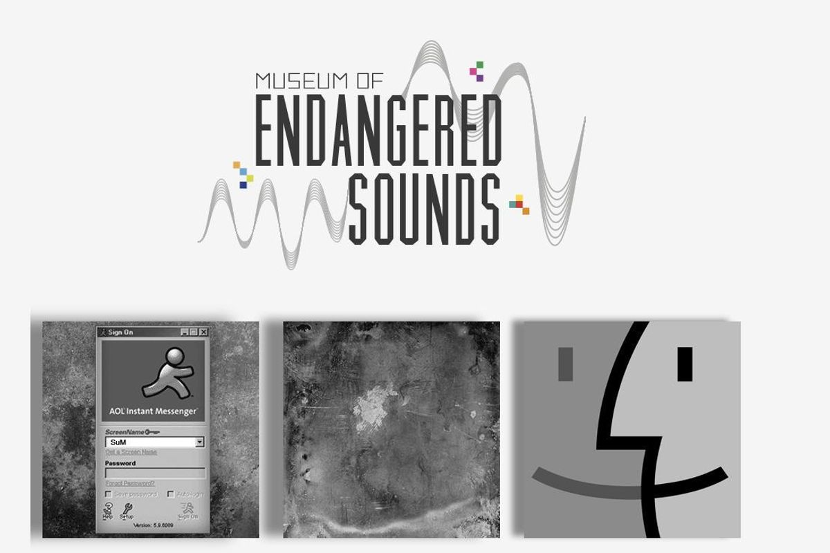 """The Museum Of Endangered Sounds"" Is The 90s Noise Archive You've Been Waiting For"