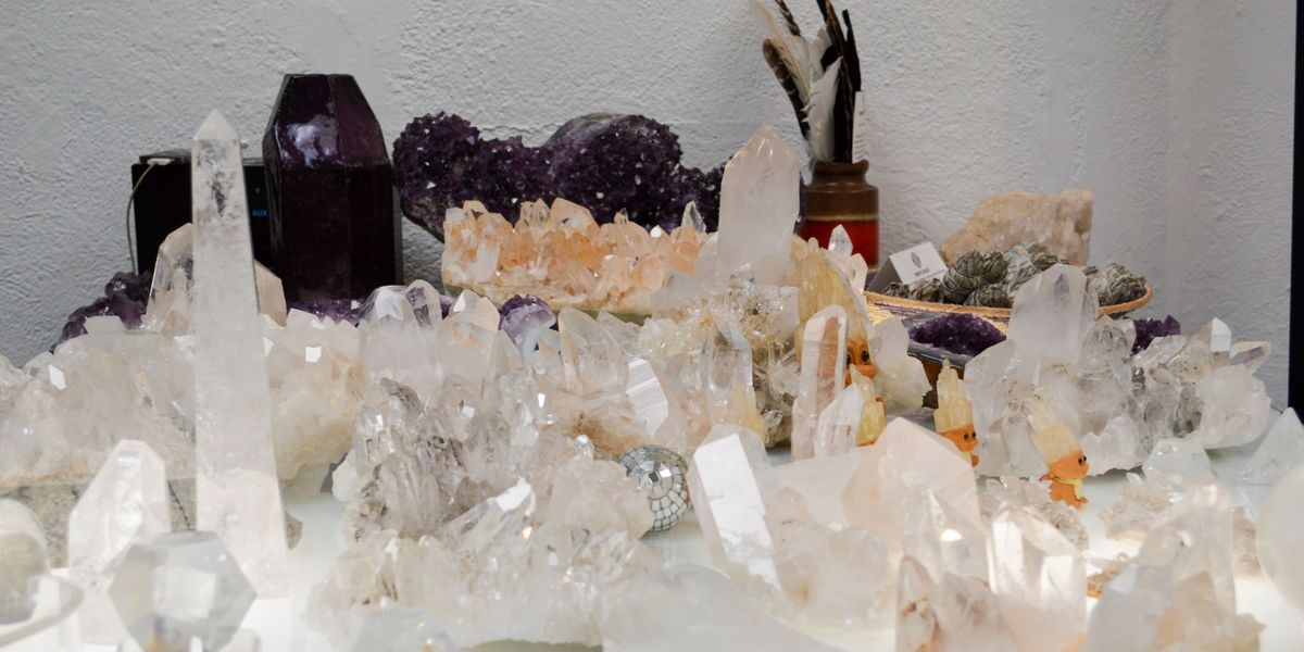 """Two LA """"Man-Witches"""" Teach Us Crystals 101"""