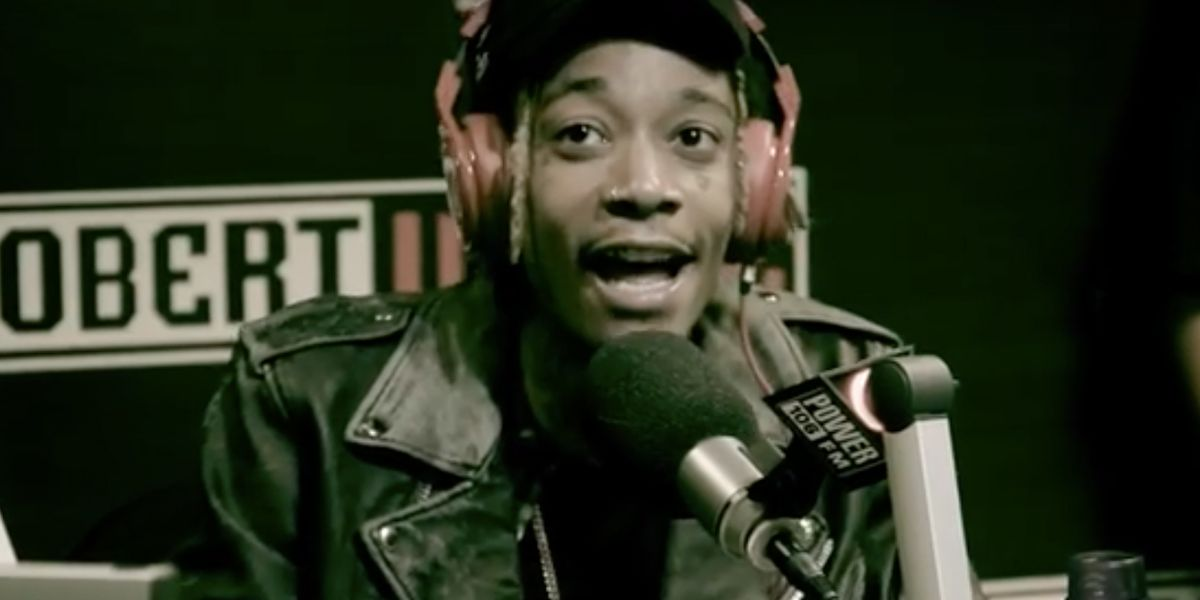 "Wiz Khalifa Freestyles Over Adele's Track ""Hello"""