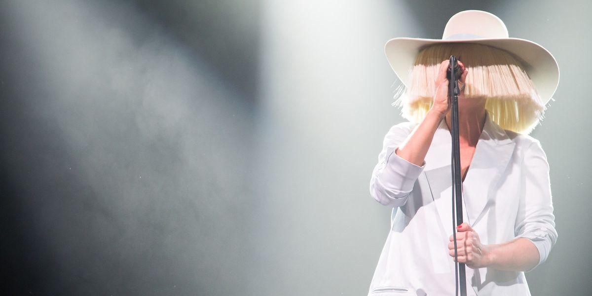 "Listen To ""Broken Glass"", A Brand New Belter From Sia"