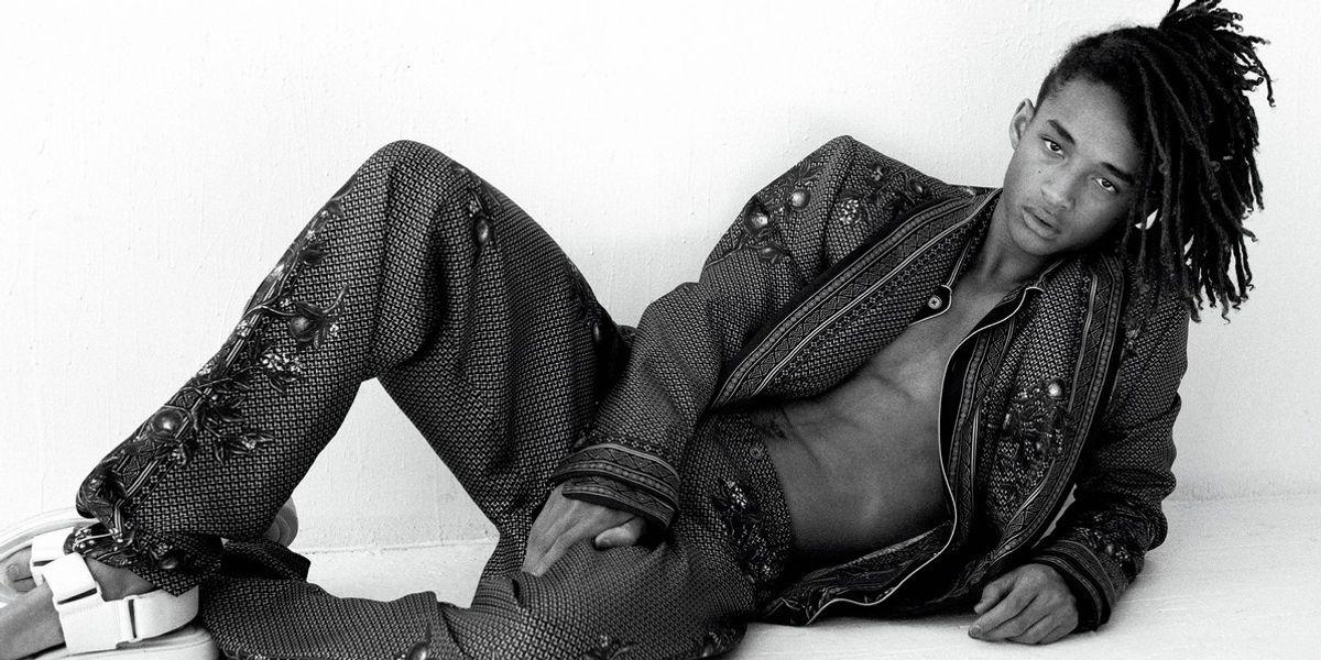 Jaden Smith Keeps Challenging Gender Norms In Latest 'Vogue Korea' Spread