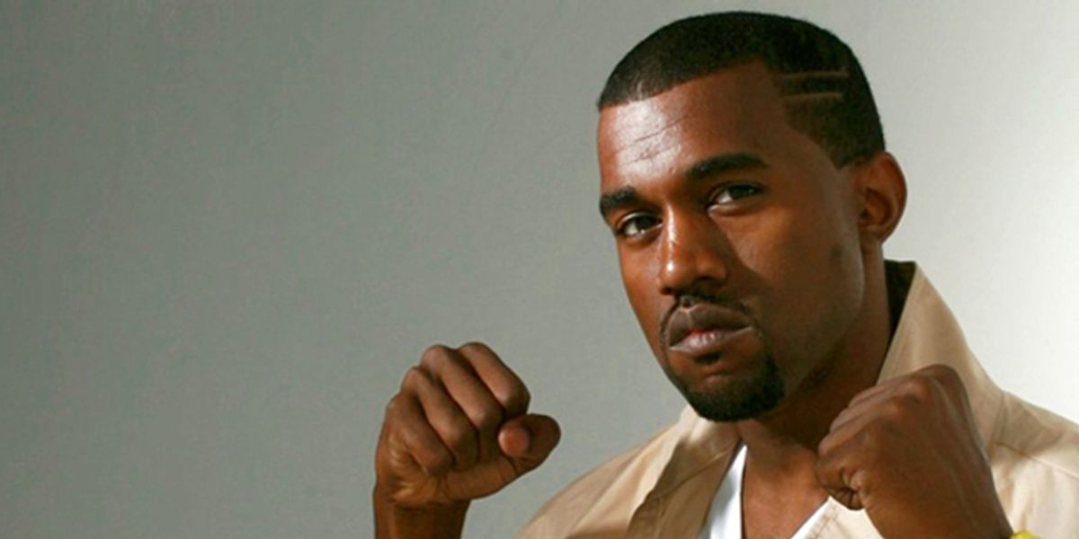 Kanye West Denies Amber Rose's Assplay Accusation With Ugh-Worthy Response