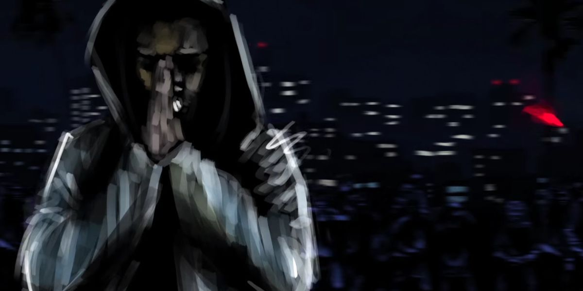 """A$AP Rocky's Music Video For """"JD"""" Is Animated Bliss"""