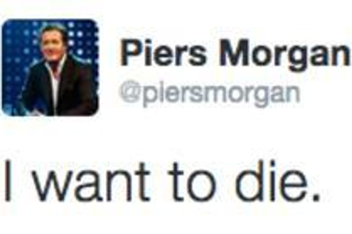 A Collection Of Perennially Absurd Celebrity Tweets