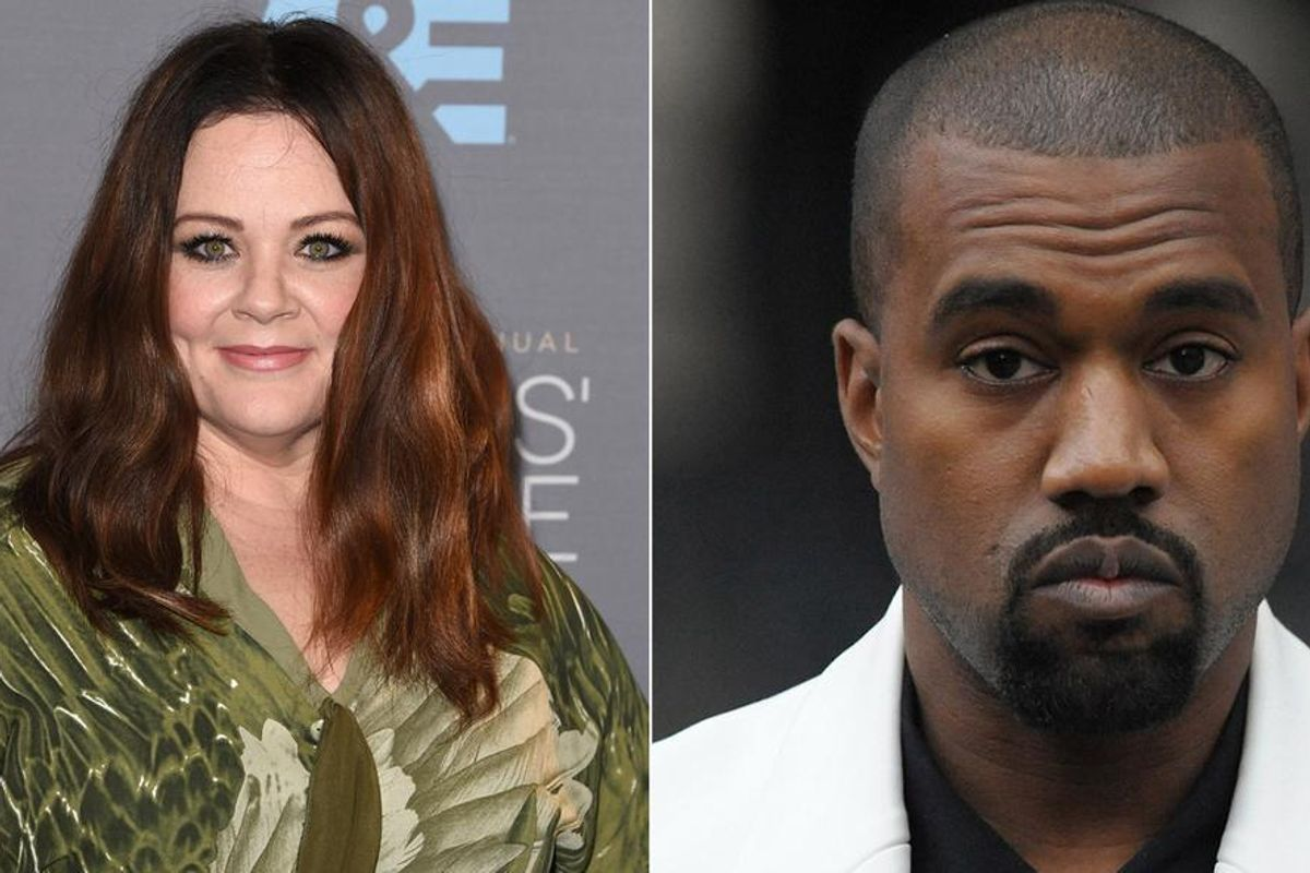 In YAS News: Melissa McCarthy Will Host SNL, With Musical Guest Kanye West