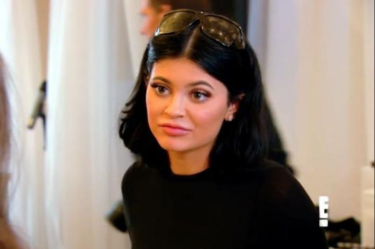 Kylie Jenner Thinks 30 Is Too Late To Have a Baby, So We Can All Go and Die Now.