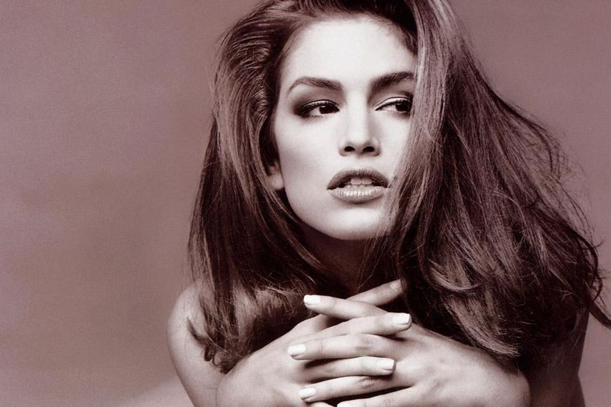 Cindy Crawford Announces Her Plan to Retire at Age 50