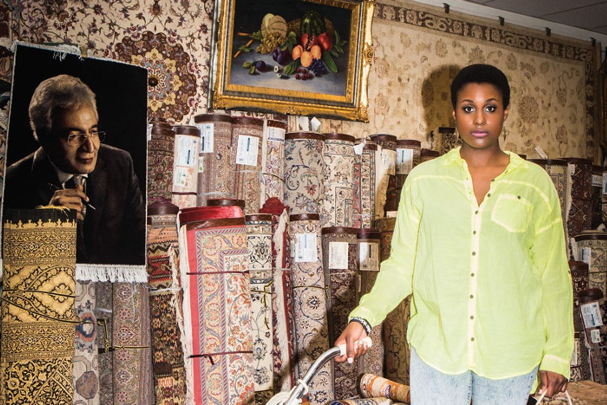 Actress Issa Rae Got Twitter To Reverse Whitewash Classic Films and TV