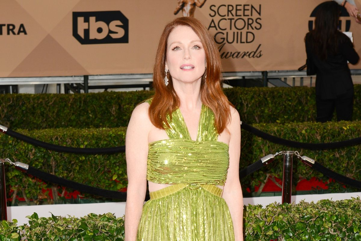 Rating the Celebrity Fashion at the SAG Awards