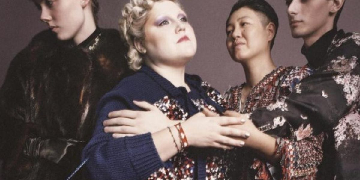Check Out The Complete Marc Jacobs SS16 Campaign Cast Featuring Beth Ditto, Bette Midler, Lana Wachowski And More
