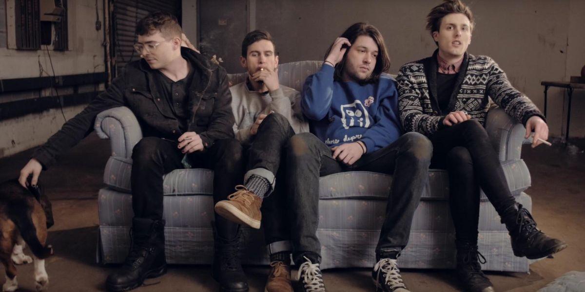 """PREMIERE: Get Destructive With Teen Suicide's Video For """"Alex"""""""