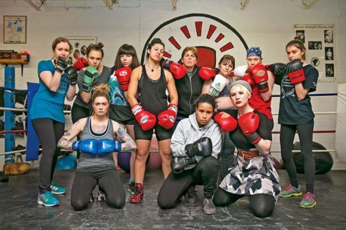 All-Female Boxing Team In Toronto Threatens to Crash 'Pro-Rape' Rallies This Saturday