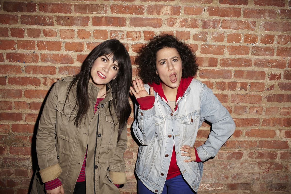 """Join A """"Broad City"""" Mural Painting Party This Weekend In Williamsburg"""