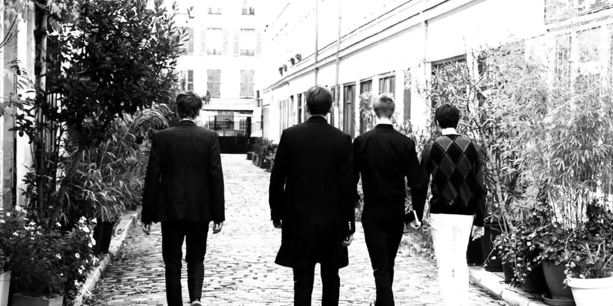 Oliver Sim And Jamie xx Take Over The New Dior Homme Campaign Film