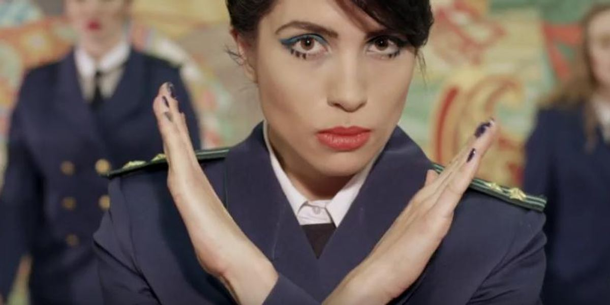 Watch PUSSY RIOT's Disturbing, Brilliant New Video For Protest Song 'Chaika'