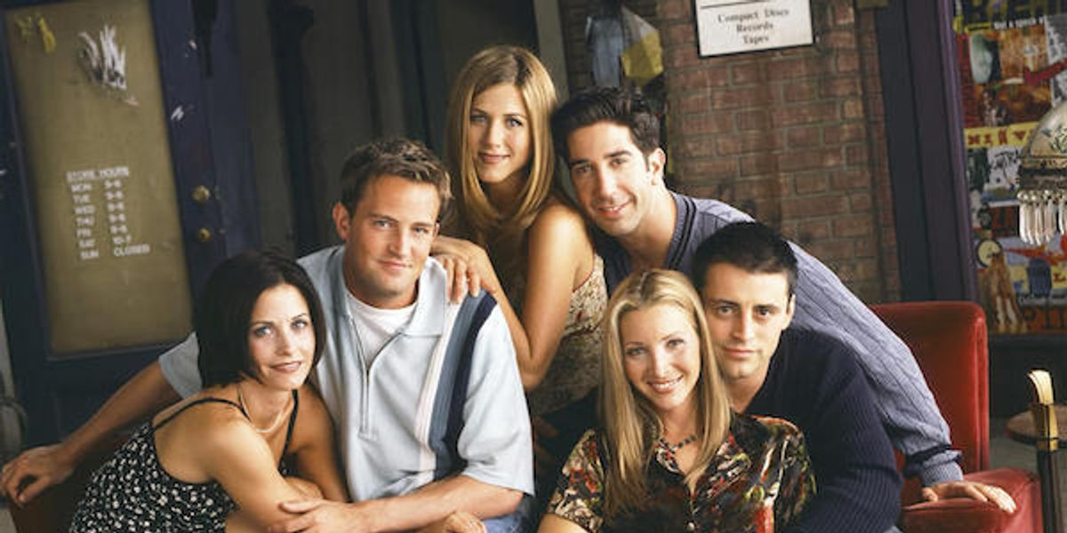 See a Clip From the FRIENDS Reunion On NBC's Tribute to Director James Burrows